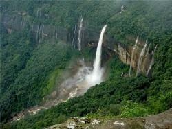 Shillong-Cherrapunji