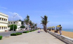 puduchery_beach-Promenade