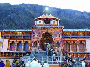 Pilgrimage-Badrinath