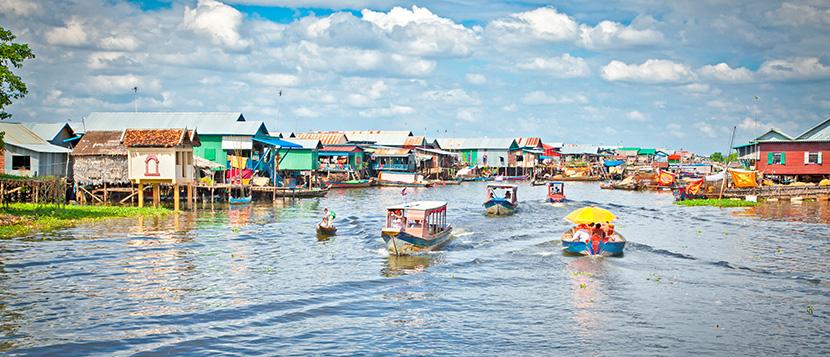 Vietnam Laos Cambodia Tour Package Feel India Indore