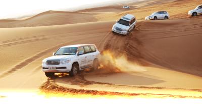 Dubai-Desert safari