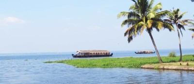Kumarakom-Lake