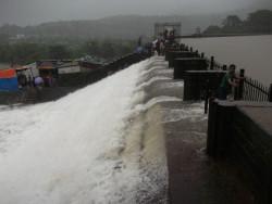 Lonavala-Bhushi Dam