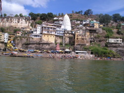 ghat omkareshwar1