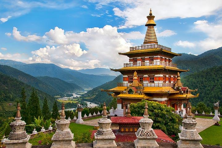 Punakha Sightseeing Feel India Tours Amp Travels