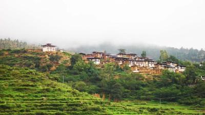 rinchengang-village