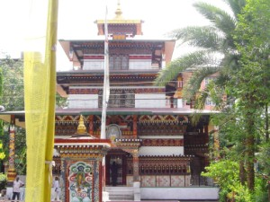 visitphuentsholing lhakhang at phuentsholing
