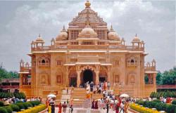 Akshar Dham Temple