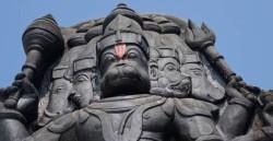 The Five-faced Hanuman Temple