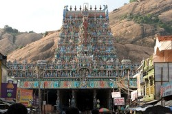 Thirupparankundram Murugan Temple