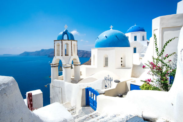 island hopping greece